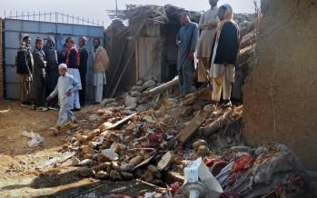 El 60% de los ataques de drones de EE.UU. en Pakistán tienen viviendas como objetivo