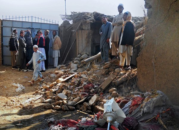 Drones pakistan