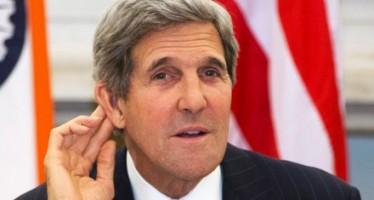 John Kerry visitará México el 21 y 22 de Mayo