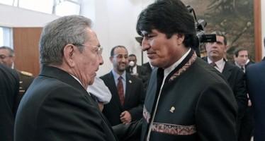 Bolivia y Cuba producirán sus propios medicamentos.