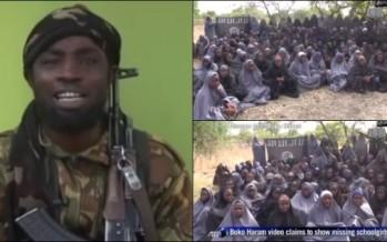 Busca ex presidente Nigeriano mediar en liberación de niñas secuestradas por extremistas de Boko Haram