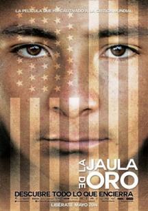 la_jaula_de_oro_poster