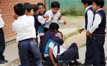 CNDH alerta sobre la violencia escolar y llama a legislar en ese tema