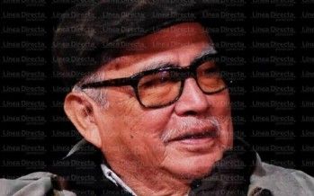 Ernesto Gómez Cruz recibe homenaje en la Cineteca Nacional