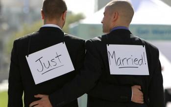 Iglesia católica mantiene rechazo a matrimonios gay