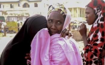 Nigeria: 57 de las niñas secuestradas por Boko Haram ya están con sus familias