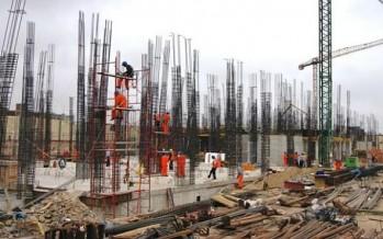 Sube valor de producción de constructoras en abril