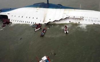 Se suicida la hija de un tripulante de la nave surcoreana hundida Sewol