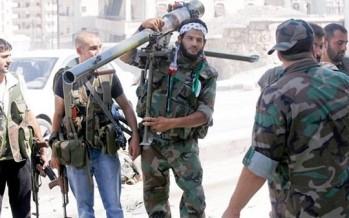 La nueva estrategia de guerra aérea siria contra el EIIS en Iraq