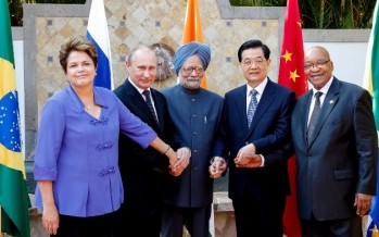 BRICS y Unasur: juntos contra la hegemonía occidental
