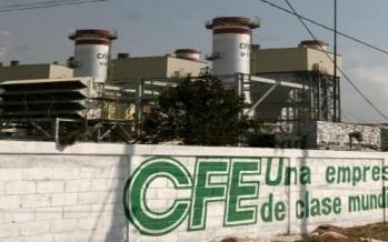 Construirá española Sacyr proyectos eléctricos para CFE en México