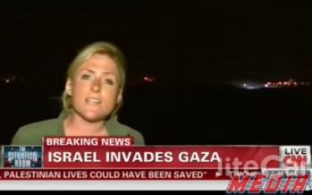 VIDEO Reportera de CNN es despedida por denunciar acciones y burlas de israelíes contra Gaza