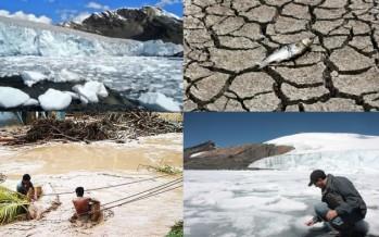 Delegados de 35 países comienzan conferencia sobre clima global