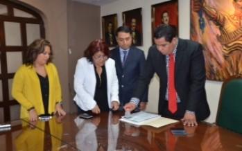 Solicita FGE a Congreso del Estado de Morelos separación del cargo de un diputado