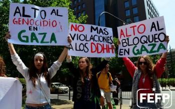 Chile suspende negociación sobre tratado de libre comercio con Israel