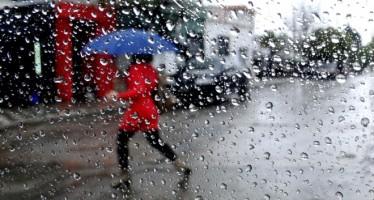 Clima nublado y lluvias fuertes persistirán en el Valle de México