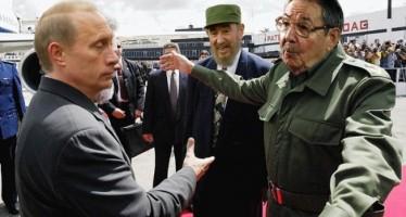 Presidente de Rusia dialogará con los hermanos Castro