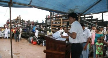 Productores bolivianos afectados por lluvias recibirán reses