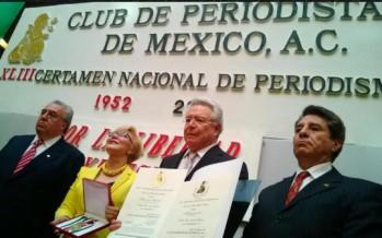 Convocatoria al XLIV Certámen Nacional e Internacional de Periodismo