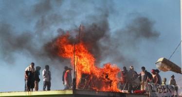 Motín en cárcel brasileña provoca cuatro muertos