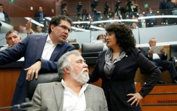Reconoce senador Encinas que la izquierda está fragmentada
