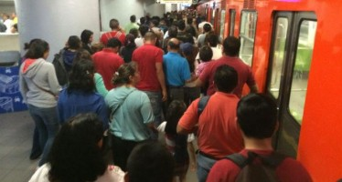 Reanudan servicio en Línea 3 del Metro