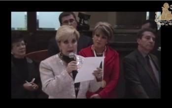 VIDEO Pronunciamiento del Club de Periodistas por la muerte de Andrei Stenin