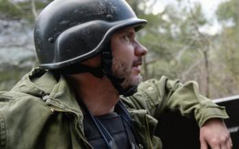 El reportero gráfico ruso Andrei Stenin fué asesinado en Ucrania