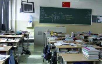 Desconocido ingresa a escuela primaria china y mata a tres alumnos