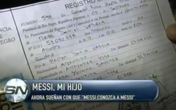 Se prohíbe que a los niños les pongan 'Messi' como nombre de pila en Argentina VIDEO