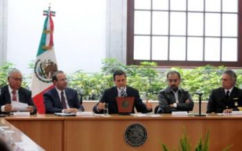 Peña Nieto encabezará reunión con responsables de Infonavit para contabilizar daños en Baja California por el paso de Odile