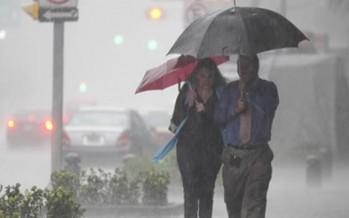 Nublados y tormentas en al menos 14 estados del país