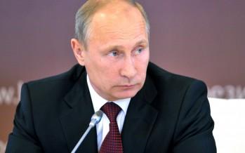 Sanciones contra Rusia violan normas de OMC: Putin