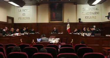 Desecha Suprema Corte consulta energética propuesta por Morena