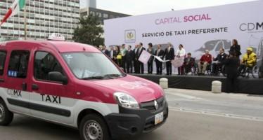SEP certificará a taxistas que hayan cumplido con cursos teóricos de pericia y salud