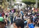 Paro de labores en la UAEM plantel Chimalhuacán por inseguridad