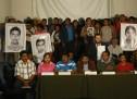Decepcionante cita en Los Pinos: padres de desaparecidos
