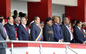 Raúl Castro inaugura cumbre de la ALBA contra el ébola