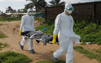 Aumentan a más de 13 mil los casos de ébola: OMS