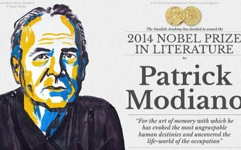 El francés Patrick Modiano gana el Nobel de Literatura 2014