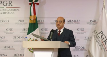 PGR: aseguran detenidos haber asesinado a desaparecidos de Ayotzinapa