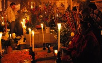 Celebración mexicana de Día de Muertos se populariza en Bélgica