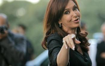 Cancela Cristina Fernández gira a México