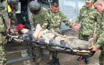 Inventan suero que reduce mortalidad de heridos en combate