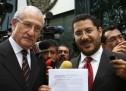 Presenta Morena denuncia penal contra Peña Nieto por delitos contra la nación