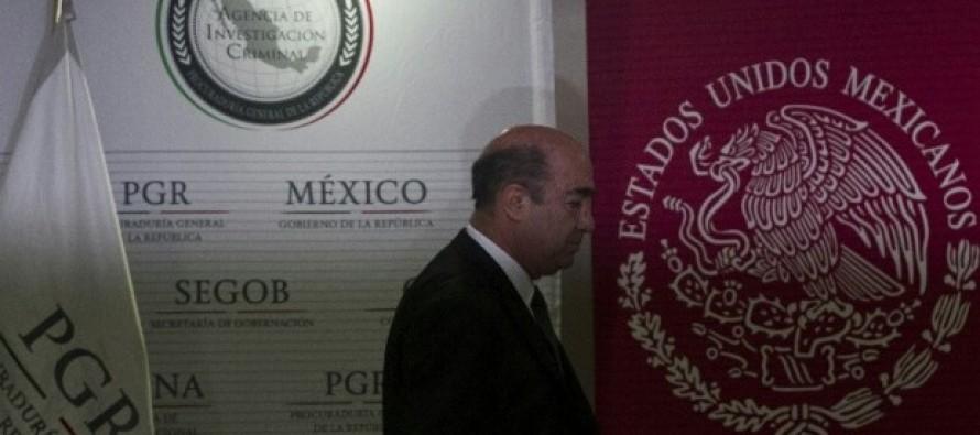 PGR tendrá presupuesto mayor a 17.2 mmdp para 2015