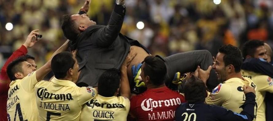 América campeón; el más ganador del futbol mexicano