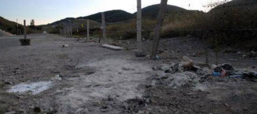 Localizan 5 cuerpos calcinados en Chilapa