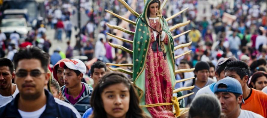 Efectuarán operativo más de 2 mil efectivos por Día de la Virgen de Guadalupe