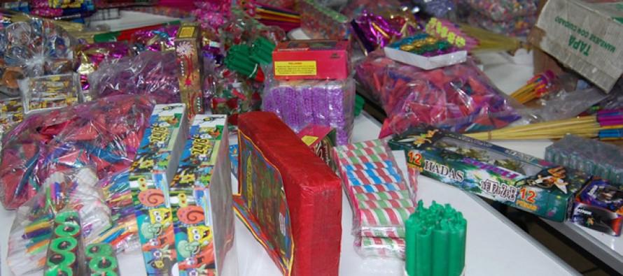 Llama GDF a padres de familia a no usar pirotecnia en fiestas decembrinas